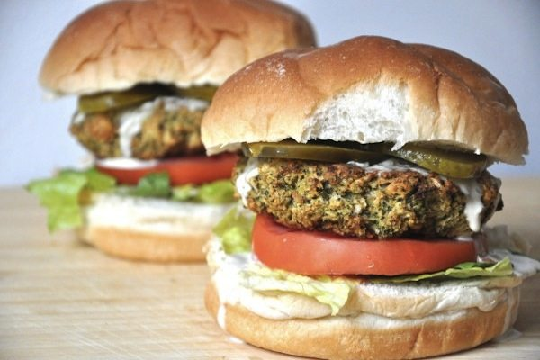 Baked-Broccoli-Burgers